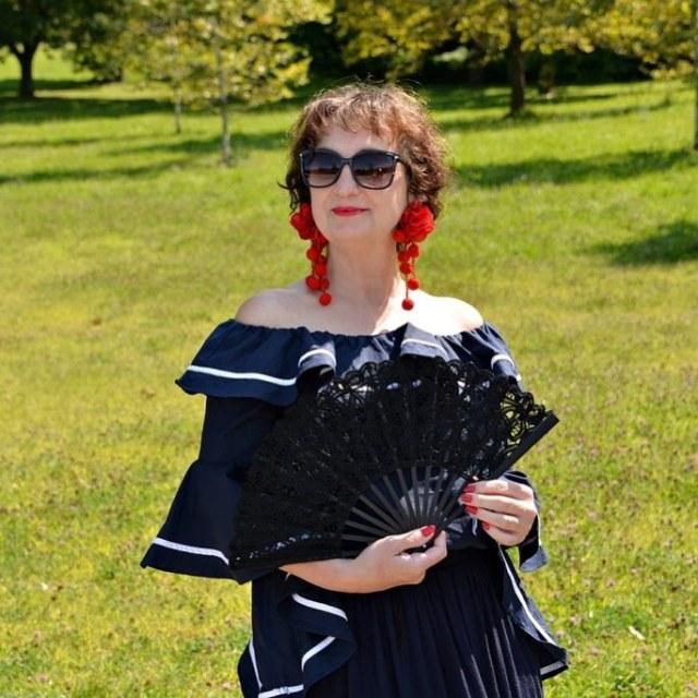 hello newpost fashionstyle fashionblog fashion fashionblogger style stylizacja flamencostyle spanishstylehellip