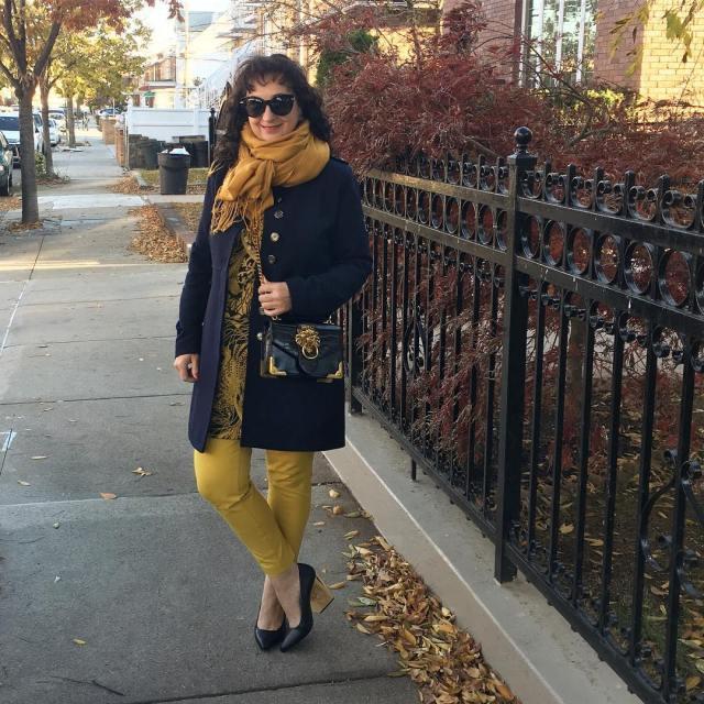 today mylook lookoftheday styleblogger ootd wiwt style autumn blog over50hellip