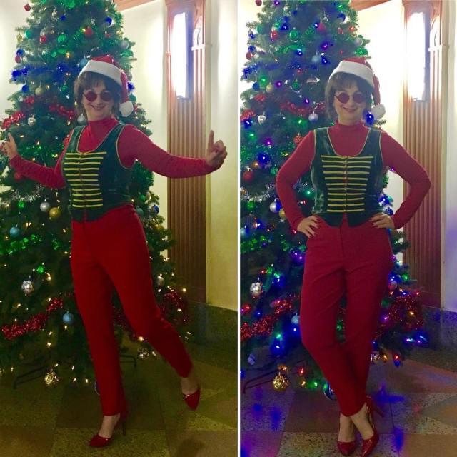 christmastime nice happyday style over50 fashionblogger christmastree christmas christmasseason instalifehellip