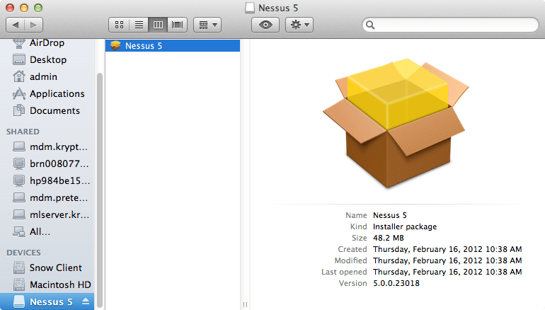 Mac OS X Security Archives - krypted