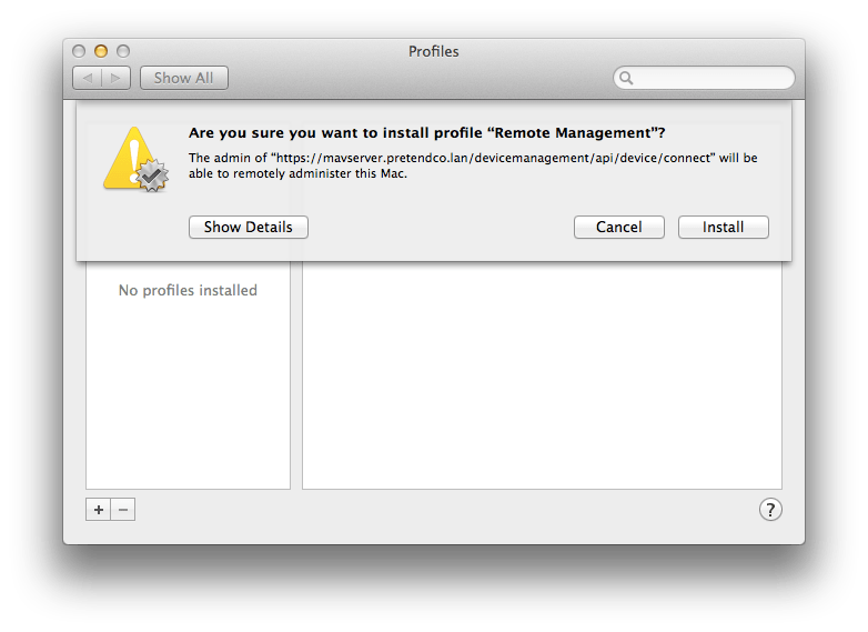 Manage Profiles From The Command Line In OS X 10 9 - krypted