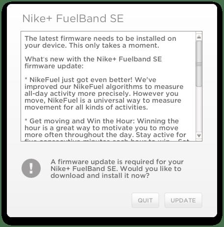 Voluntario laringe Problema  Upgrade Nike FuelBand to Nike FuelBand SE - krypted