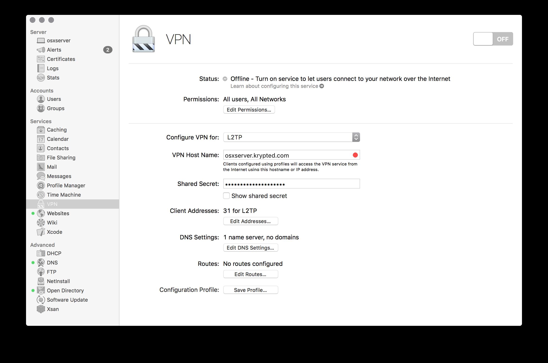 mac os x server 10.8 vpn
