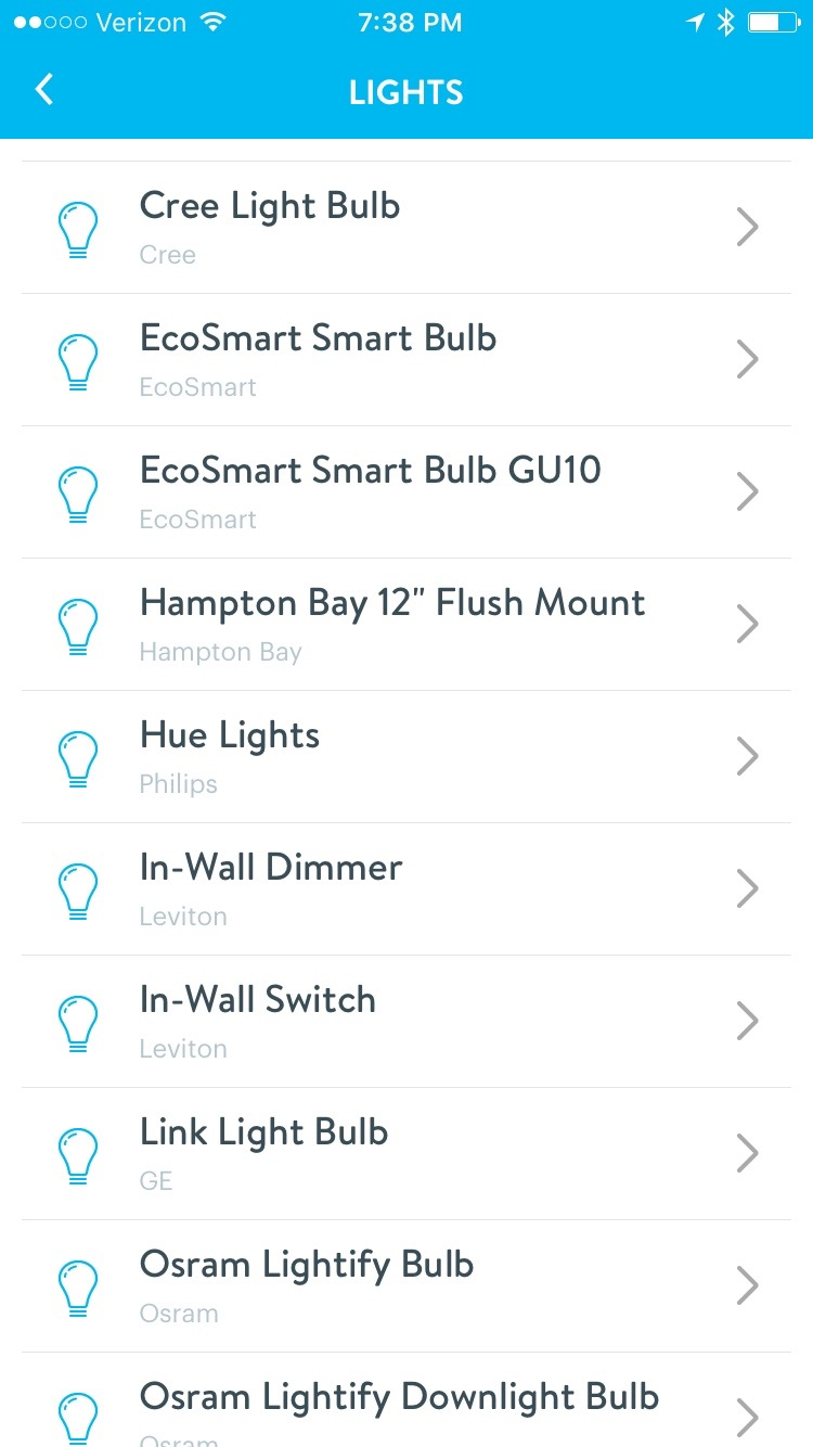 Control Philips Hue From Wink - krypted