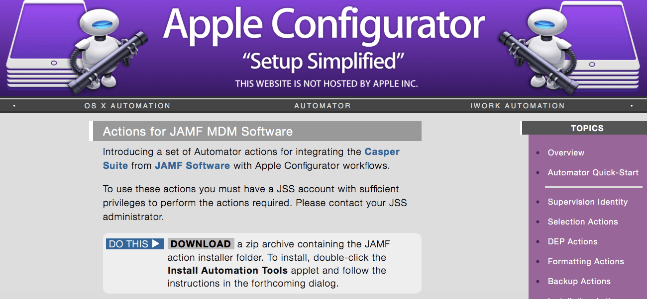 Apple Configurator Archives - krypted