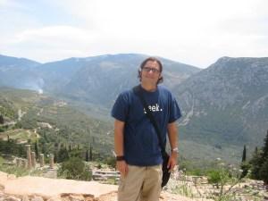At Delphi