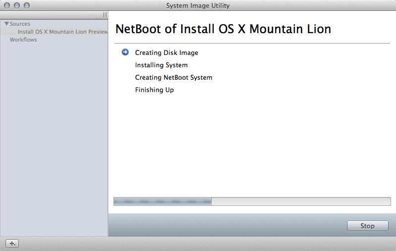 mac os x 10.8 netinstall