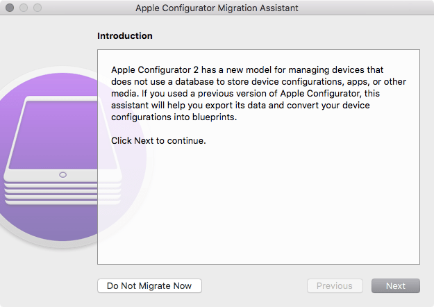 Migrate settings from apple configurator 1 to apple configurator 2 screen shot 2015 10 07 at 42517 pm malvernweather Images