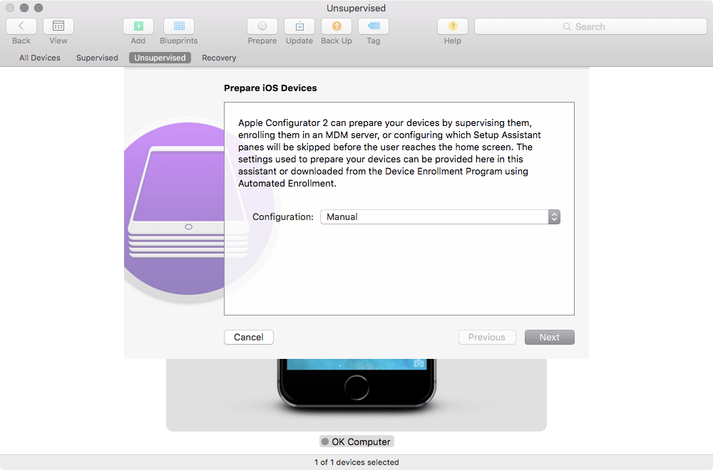 Automate mdm enrollment using apple configurator 2 krypted screen shot 2015 11 03 at 63256 pm malvernweather Images
