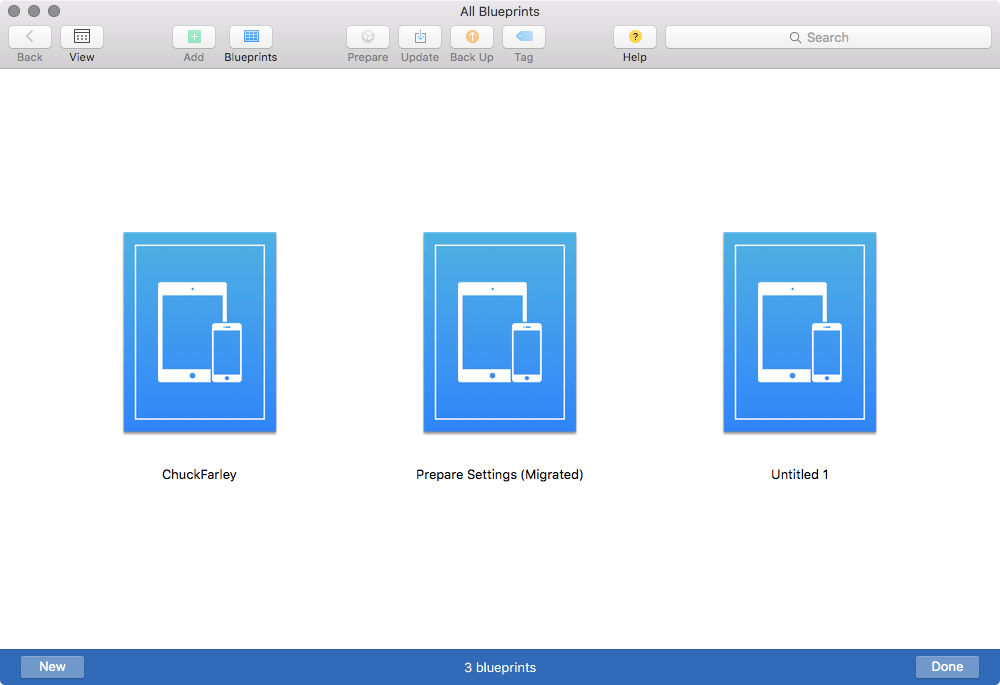 Add profiles to blueprints in apple configurator 2 krypted screen shot 2015 11 04 at 104435 pm malvernweather Images