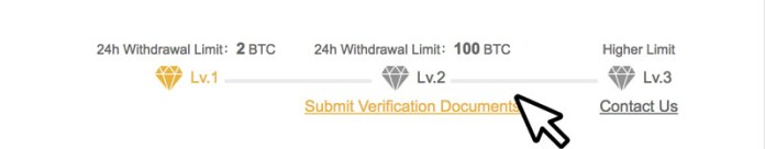 binance-verifikace