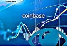 Coinbase zalistovanie na NASDAQ