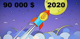 Bitcoin moon 2020 raketa 90 000 $