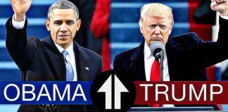akciové indexy obamu obama trump trumpa