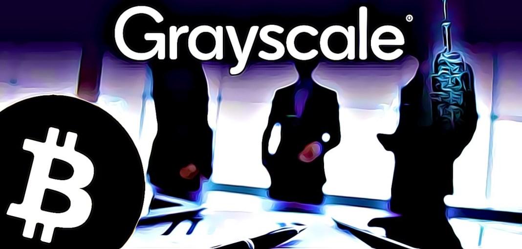 Grayscale trust bitcoin institucie