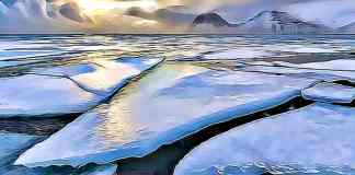 severny ladovy ocean v oktobri nezamrzol