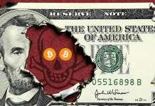 Bitcoin vs dolár