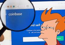 Coinbase podozriva aktivita