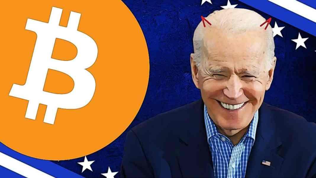 Joe Biden a Bitcoin