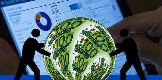 inflácia euro dlh