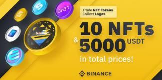 Ako nakupovať NFT na burze Binance
