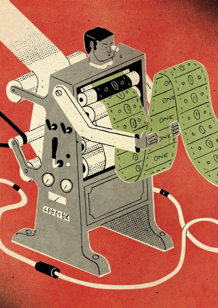 Tlacenie americkych dolarov