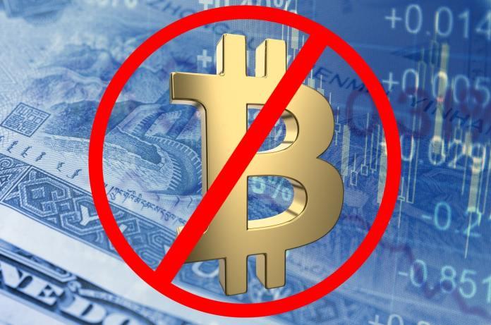 Bitcoin zákaz v Indii