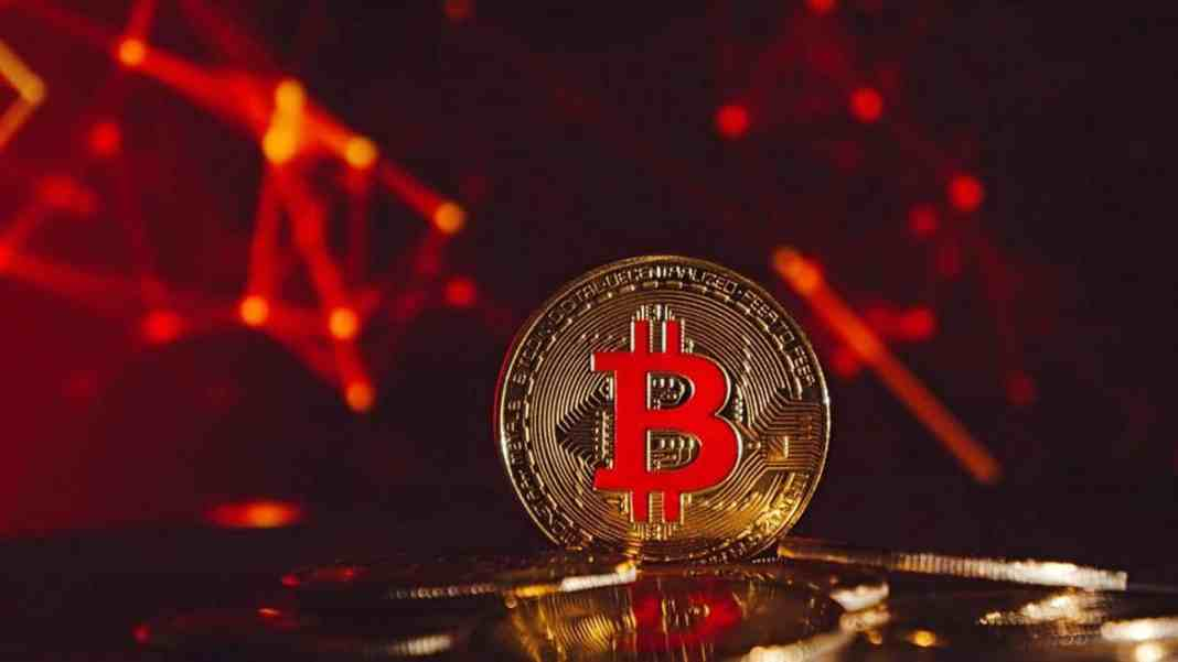 Bitcoin znovu klesal