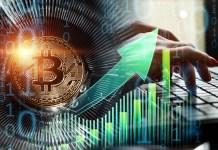 BTC Bitcoin analýza. Zdroj: SHutterstock/Marko Aliaksandr