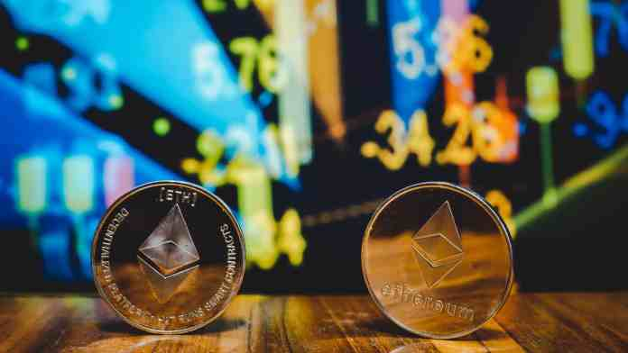ETH is not catching up to the competition.  Source: Shutterstock.com/Things