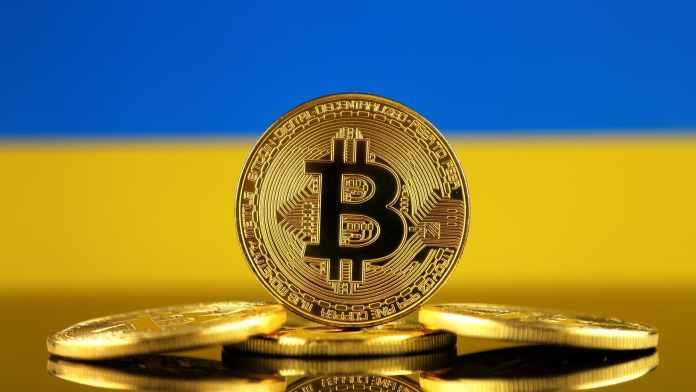 Ukrajina legalizuje kryptomeny