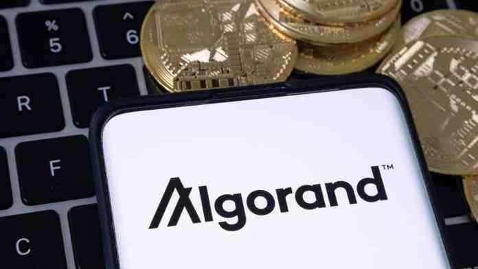 Algorand network