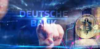 Bitcoin a Deutsche Bank