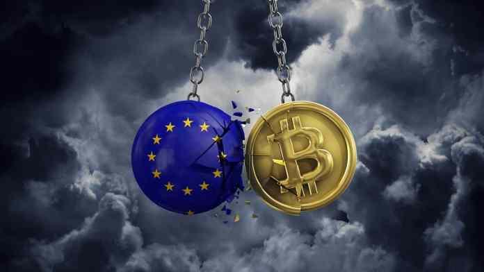 Kryptomeny a EÚ