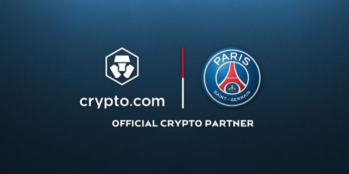 PSG a Crypto.com