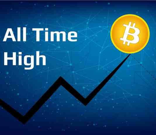 Bitcoin dosiahol ATH