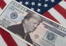 Donald Trump je proti kryptomenám