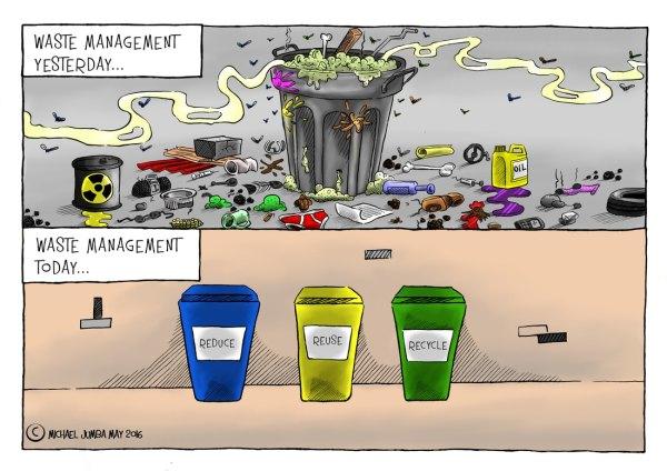 municipal solid waste management (mSWM) in kenya ...