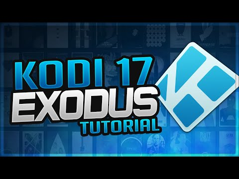 INSTALL EXODUS ON KODI 17 Krypton (Stream Movies)