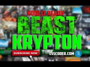 The BEAST KRYPTON FOR KODI 17 EASY INSTALL