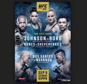 UFC 215 LIVE STREAM KODI