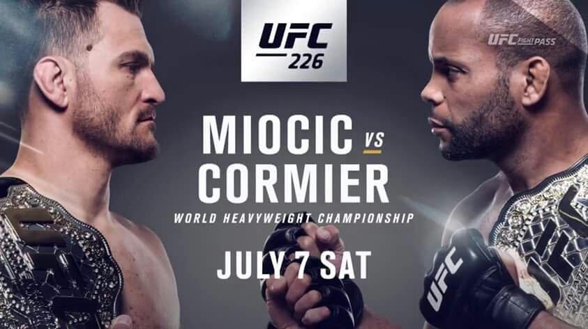 WHERE TO STREAM UFC 226 LIVE