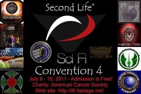 SLSFC4 Convention Poster