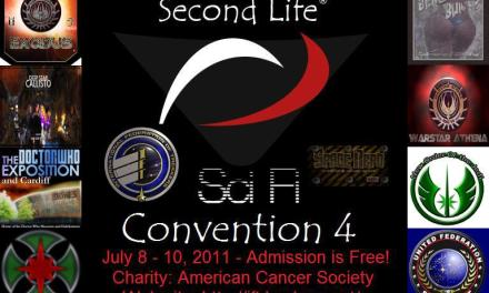 Second Life SciFi Convention 4