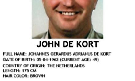 Community Alert: Missing Person – John De Kort