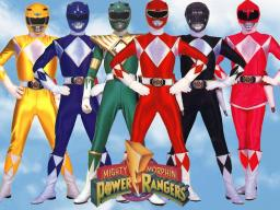Saban Entertainment's Mighty Morphin Power Rangers
