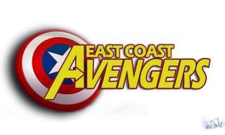 East Coast Avengers Logo