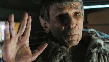 Leonard Nimoy's 'Spock' May Return In STAR TREK 2
