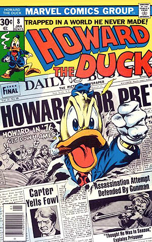 Get Down, America – Howard The Duck's Silver Anniversary, But No Blu-Ray??