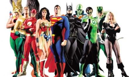 Justice League Movie?  Warner Begins Work…